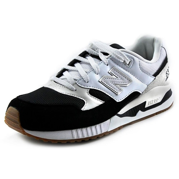 New Balance M530 Men Round Toe Synthetic White Sneakers