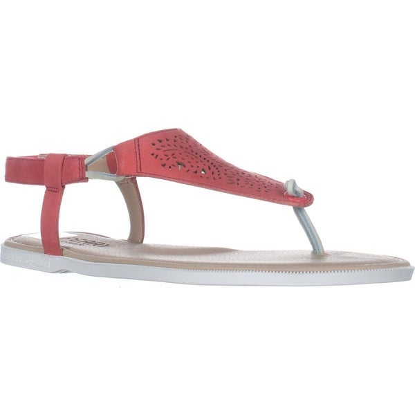 Sperry Top-Sider Calla Jade Flat Thong Sandals, Rose