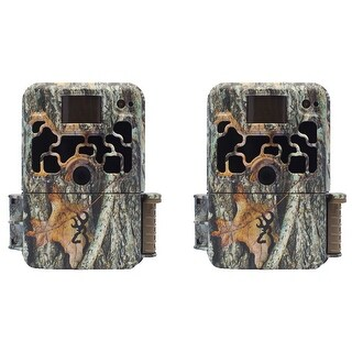 (2) Browning DARK OPS HD 940 Micro Trail Game Camera (16MP)