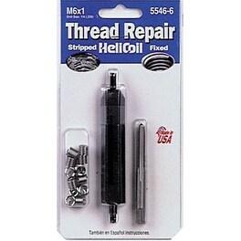 Helicoil 5546-6 M6 x 1 Metric Coarse Thread Repair Kit