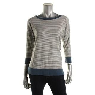 LRL Lauren Jeans Co. Womens Cotton Printed Tank Top