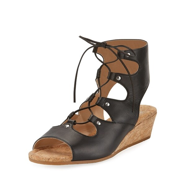 Amalfi by Rangoni Womens morata Open Toe Casual Ankle Strap Sandals