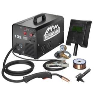 Mountain MTNMIG6120 120-Amp Commercial Portable MIG Welder - 115V