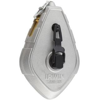 Irwin 1932871 Strait Line Classic Chalk Reel, 50'