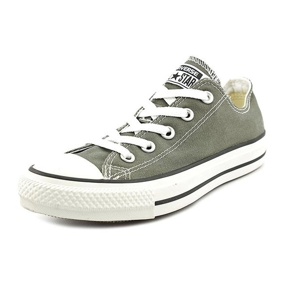 ee05af3d6bcf Converse Unisex Chuck Taylor All Star Low Top Sneakers - Charcoal