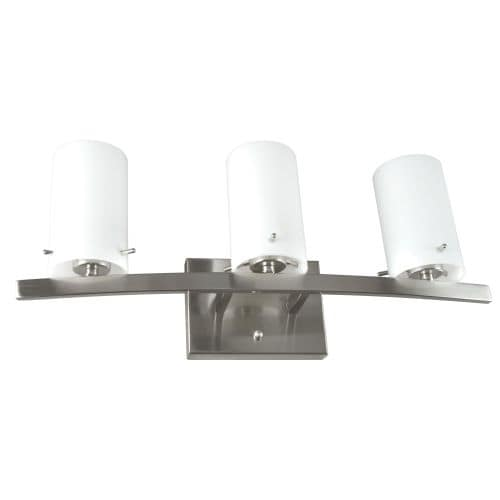 Sunset Lighting F2533 3 Light 180 Watt Bathroom Vanity Light