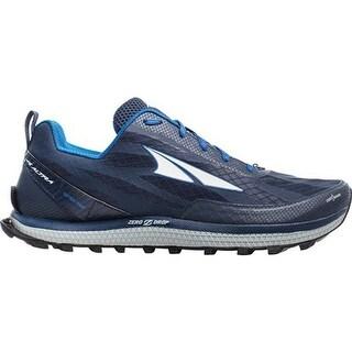 Altra Footwear Men's Superior 3.5 Trail Running Shoe Blue