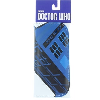 Doctor Who TARDIS Clutch Purse