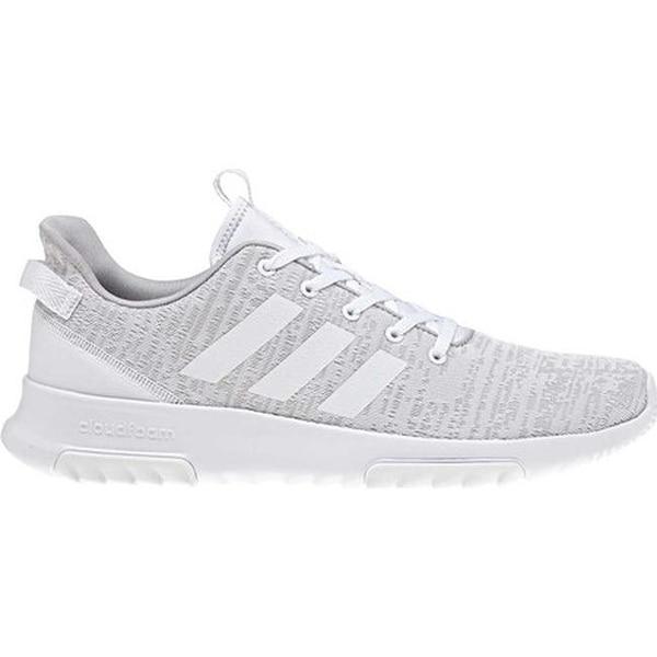 3d40b7e0b Shop adidas Men's NEO Cloudfoam Racer TR Running Shoe Grey One/White/Grey  Two - Free Shipping Today - Overstock - 22863946