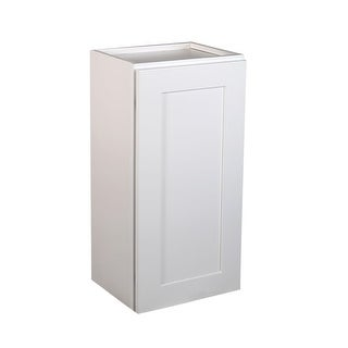 "Design House 613364 Brookings 24"" x 21"" Double Door Wall Cabinet - White - N/A"