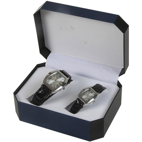 Premium His And Hers Watch Set (pack Of 50)
