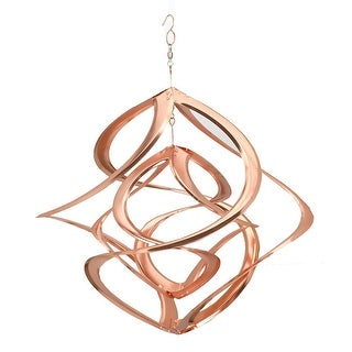 Double Wind Spinner, 17-Inch