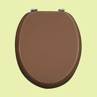 Toilet Seat Golden Adjustable Elongated Brass PVD Hinge