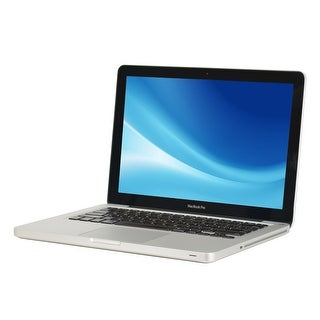 Apple 13.3-inch Macbook Pro A1278 MD101LL/A Core i5-3210M 2.5GHz 4GB RAM 500GB HDD DVD-RW Mac OS X (Refurbished)