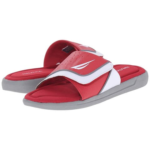 Nautica Men Bilander Slide Sandals