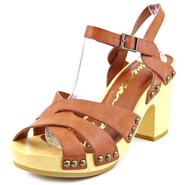 American Rag Cassidy Women Open Toe Synthetic Platform Heel