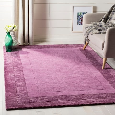 Safavieh Handmade Impressions Skyla Modern Wool Rug