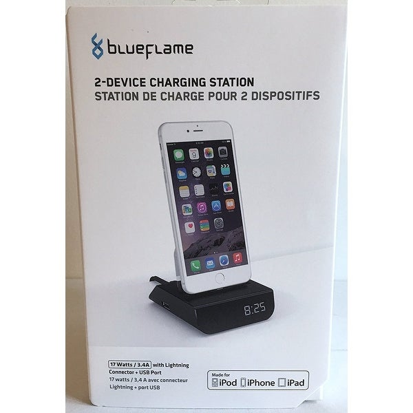Shop Blueflame Bf3095k Us 2 Device Charging Station For