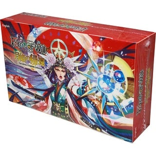 Force of Will: The Moon Priestess Returns Booster Box - multi