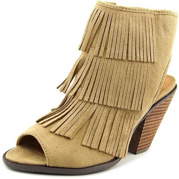 Dolce by Mojo Moxy Taraji Women Camel Boots
