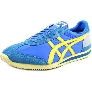 Onitsuka Tiger by Asics California 78 Vin Men Round Toe Canvas Blue Sneakers