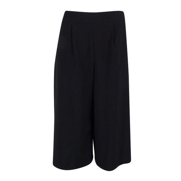 Shop Bcx Juniors Gaucho Dress Pants Black On Sale Free