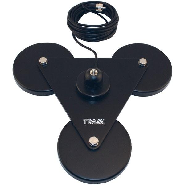 "Tram 269 Triple 5"" Magnet Cb Antenna Mount"