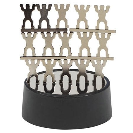 Desktop Magnetic Art Sculpture: People - multi