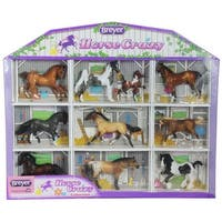 Breyer 5412 Stablemates Horse Lover's Collection Shadow Box