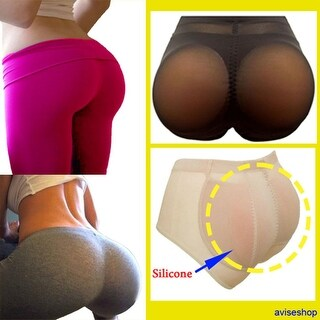 Top Selling #1 Silicone Buttocks Pads body Shaper Panty Tummy Control Girdle