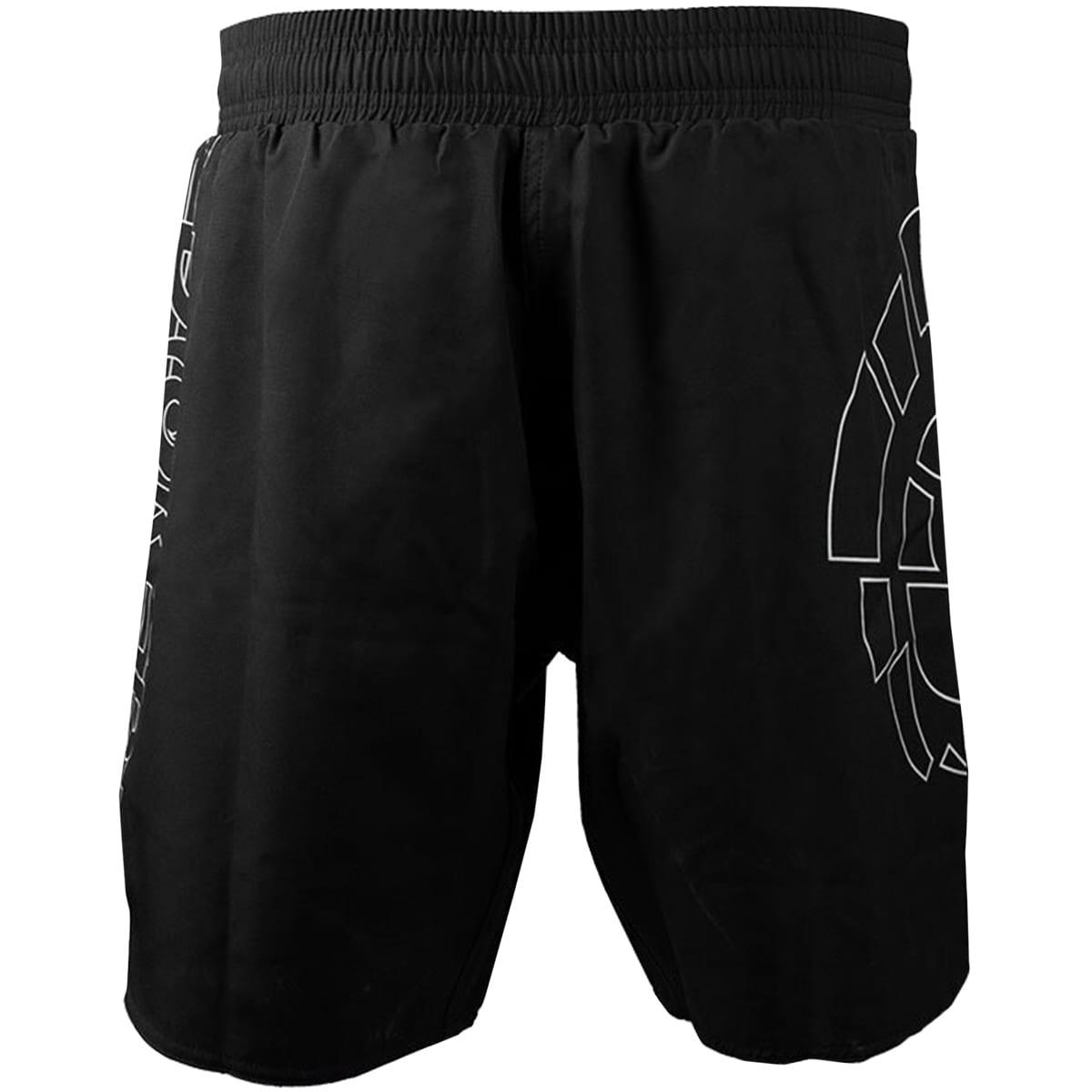 Dokebi Combat Ready BJJ Fight Shorts Black