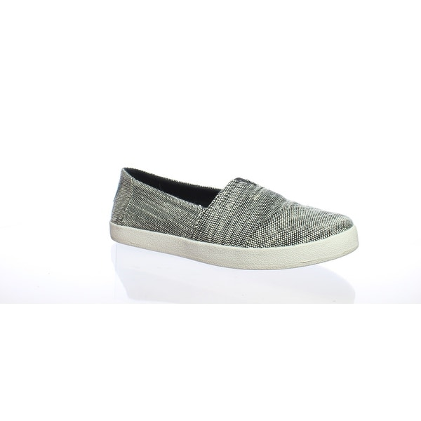 4061ab51106 Shop TOMS Womens Avalon Black Casual Flats Size 6.5 - On Sale - Free ...