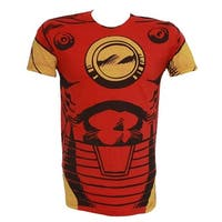 Marvel Heroes Iron Man Costume T-Shirt