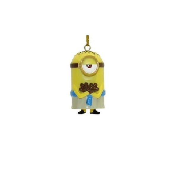"2"" Despicable Me Egyptian Minion Decorative Christmas Ornament"