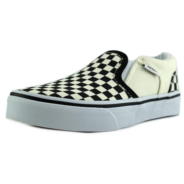 Vans Asher Youth Canvas Multi Color Fashion Sneakers