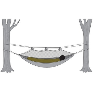 Snugpak Hammock Quilt with Travelsoft Insulation - Olive  61720
