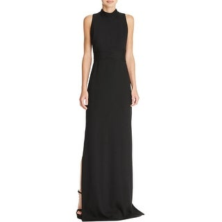 Aidan Mattox Womens Formal Dress Silk Crepe