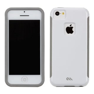 Case-Mate Pop! Case for Apple iPhone 5c - No Stand (White/Cool Grey)