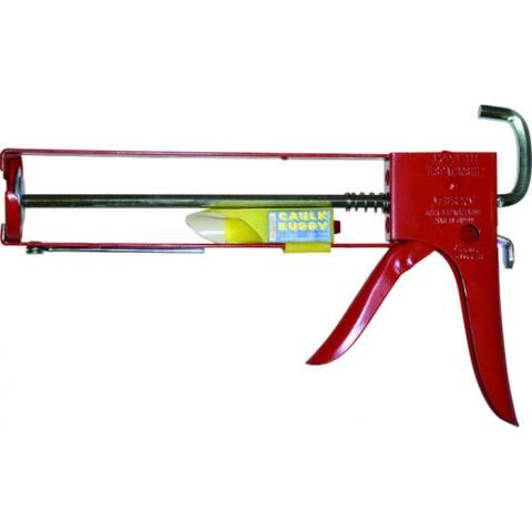Newborn 111 Parallel Frame Hex Rod Caulk Gun - 1/10 Gallon