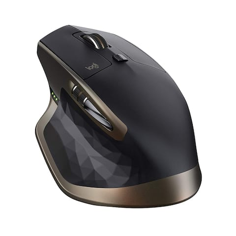 Logitech MX Master Wireless Mouse - Meteorite MX Master Mouse