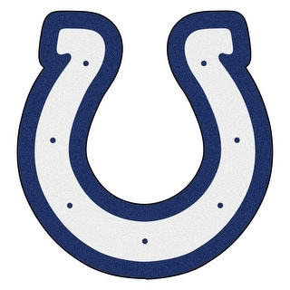 Shop Nfl Indianapolis Colts Mascot Novelty Logo Shaped