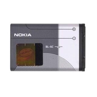 OEM Nokia Battery BL-6C for Nokia 2115i, 2865i, 6015i, 6016i, 6019i, 6165i, 6235