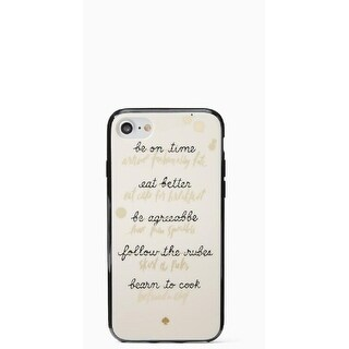 Kate Spade New York Resolutions Comold Case for iPhone 8 & iPhone 7