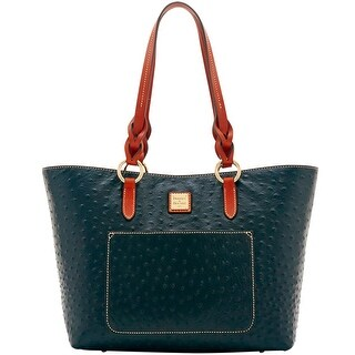 Dooney & Bourke Ostrich Embossed Leather Tammy Tote (Introduced by Dooney & Bourke at $298 in Apr 2018)