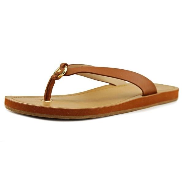 Shop Aldo Dorsten Women Open Toe Leather Brown Flip Flop Sandal ...