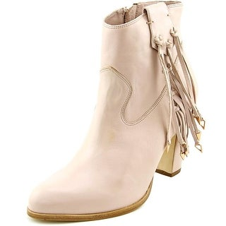 Kate Bosworth x Matisse Emma Pointed Toe Leather Ankle Boot