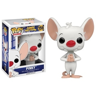 Pinky & The Brain POP Vinyl Figure: Pinky