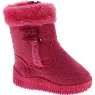 Static Home Kids High Top Warm House Slippers