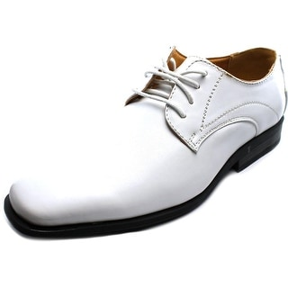Stacy Adams Carmichael Round Toe Synthetic Oxford