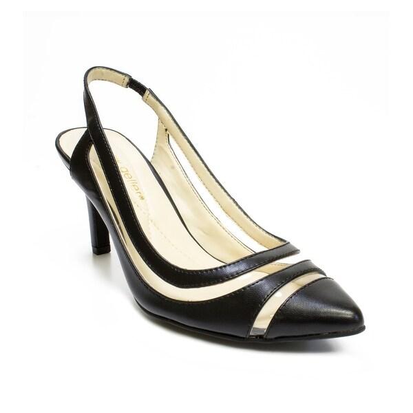 Andrew Geller Terie Women's Heels Black